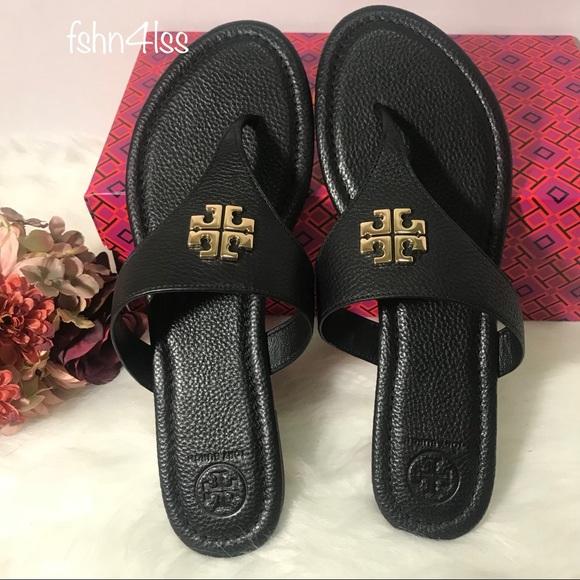 51c957ed2 Tory Burch Jolie Flat Thong Sandals